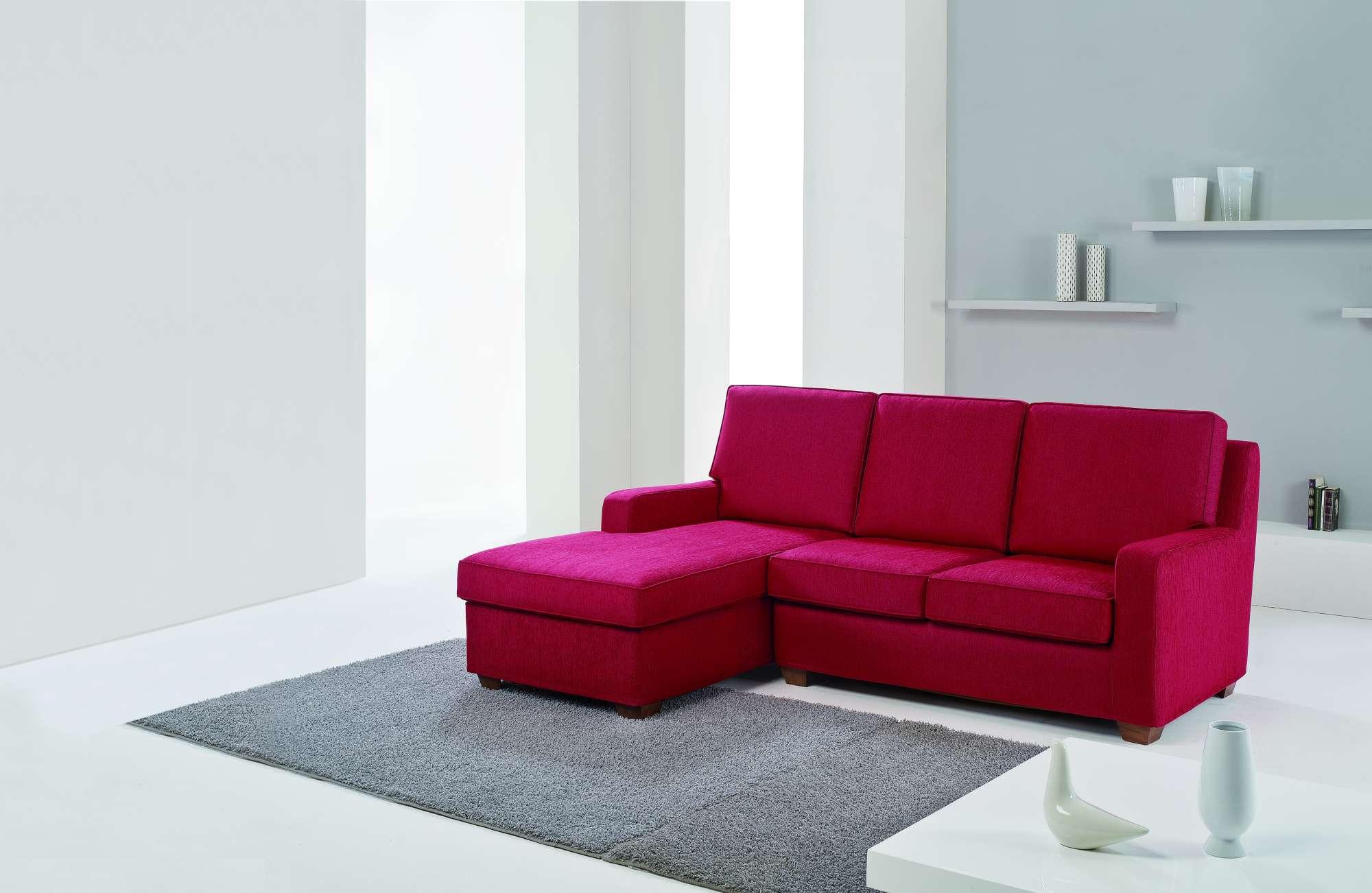 America divani letto componibili collezione intramontabili for Piccolo divano letto
