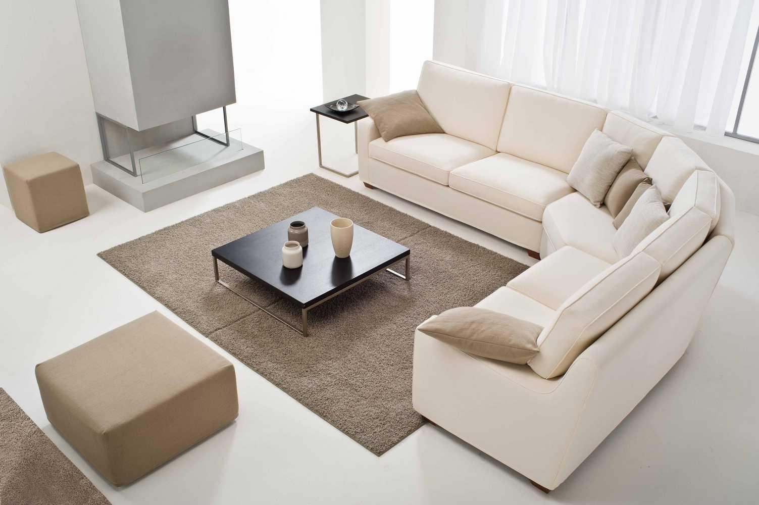Divano piccolo ad angolo idee per il design della casa - Divano angolo letto ...
