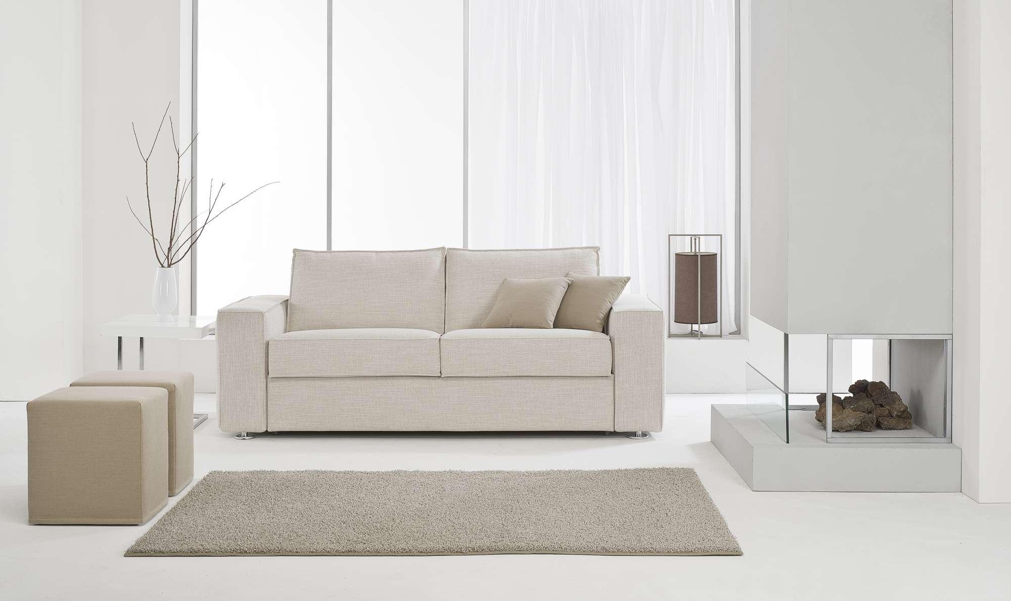 Lee - Divani letto con chaise longue - Collezione Moderni