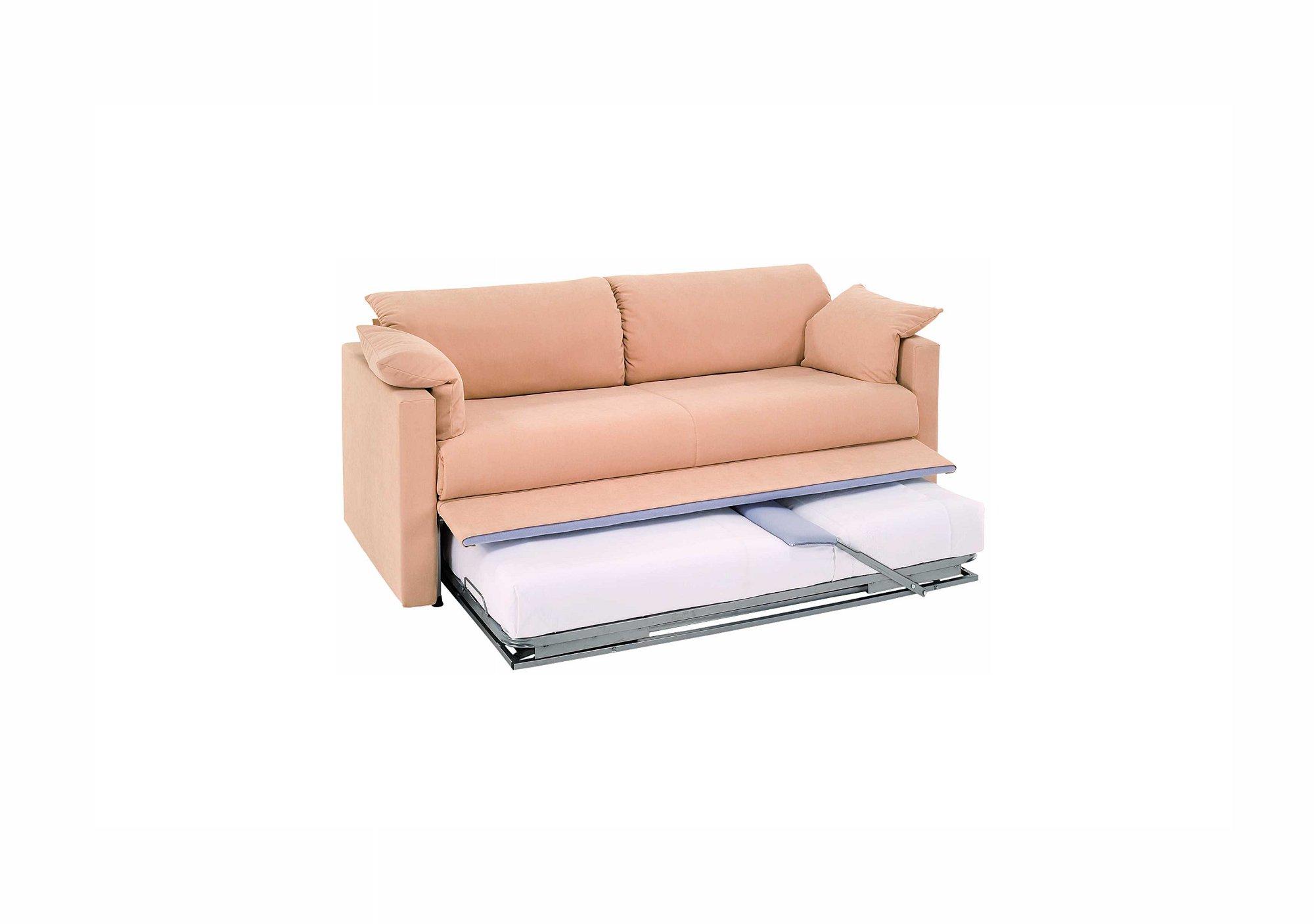 Divani letto estraibili divani doppio letto letti for Materassi economici mondo convenienza
